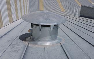 Ventilación Industrial para Consentino