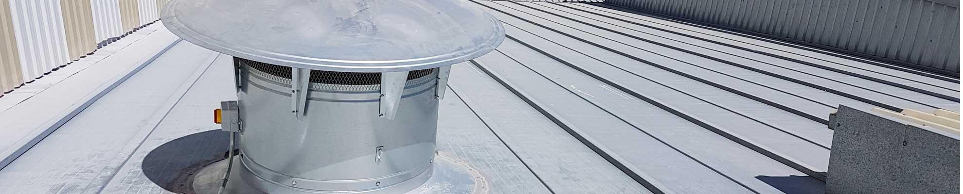 Equipos de ventilación Industrial Futurvent