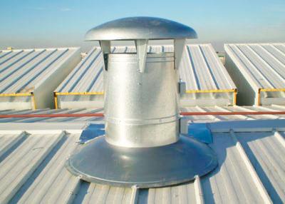 equipos de ventilación industrial