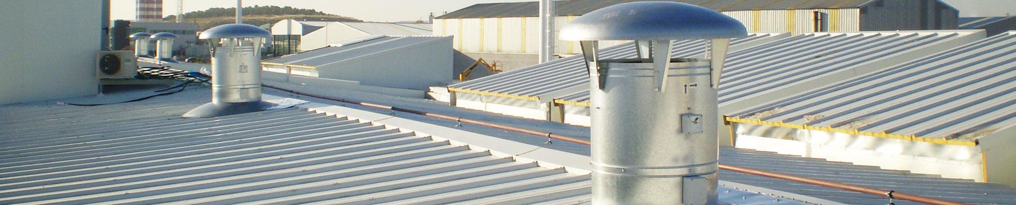 Soluciones en Ventilación Natural Futurvent